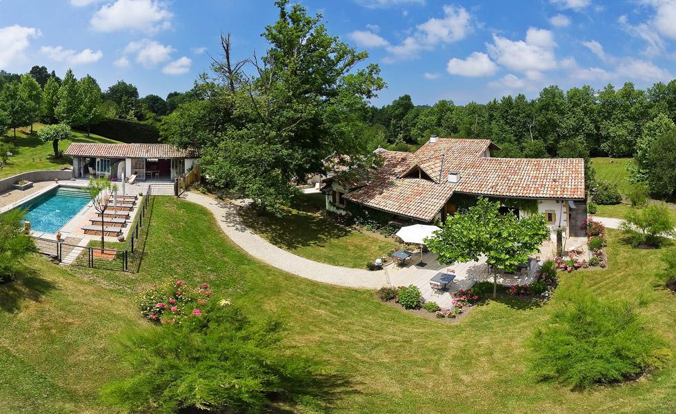 Maison hote luxe pays basque ventana blog - Chambre d hote saint jean de luz pas cher ...